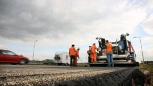 Deel A2 en A76 afgesloten wegens werkzaamheden aan asfalt