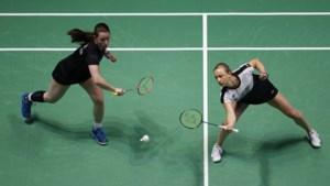 Badmintonster Seinen bij laatste vier in vrouwendubbel op Orléans Masters