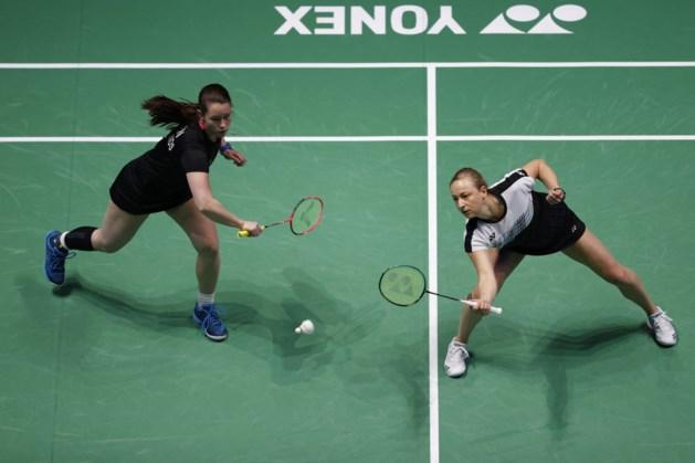 Badmintonster Seinen met dubbelpartner Piek naar kwartfinales Orléans Masters