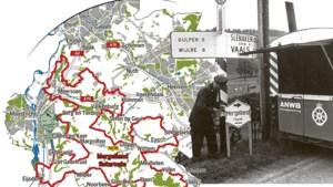De iconische Mergellandfietsroute is terug, maar zonder bordjes
