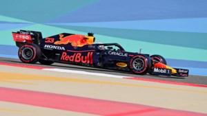 Verstappen noteert snelste tijd in eerste vrije training Bahrein