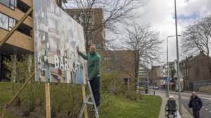 Na de verkiezingen staat er kunst op Heerlense borden langs de weg