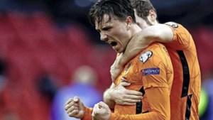 Oranje scoort slechts tweemaal op kansenfestival tegen Letland