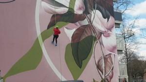 Abseilen van flatgebouw biedt letterlijk perspectief aan jongeren in coronatijd