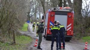 Vaten met drugsafval gevonden in bos bij Bocholtz
