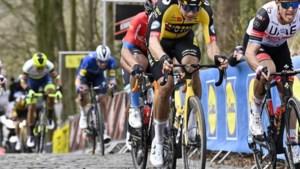 Wout van Aert wint wervelende editie van Gent-Wevelgem