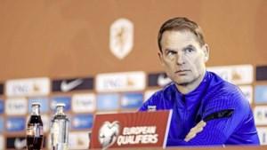 Voetbalpodcast: 'Zie het met Oranje niet goedkomen onder De Boer'