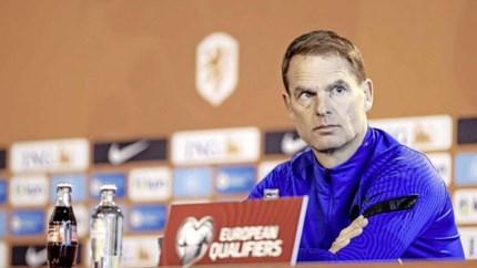 Podcast: 'Zie het met Oranje niet goedkomen onder De Boer'