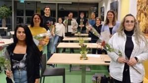 Zorgondersteuners Zuyderland Thuiszorg ontvangen certificaat