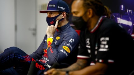 Podcast: 'Hopen dat het vaak gaat botsen tussen Verstappen en Hamilton'