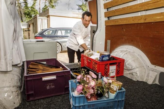 Exclusief diner in coronatijd: deze koks komen aan huis voor je koken