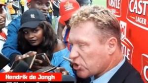 Coach Pieter de Jongh heeft ruim miljoen views op YouTube: 'Mensen doen er lacherig om, ik vind het prima'