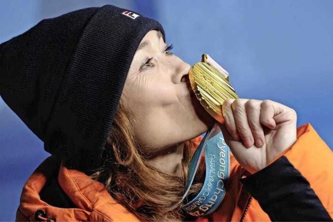 In memoriam Bibian Mentel (48): paralympisch kampioene en onbeperkt veerkrachtige vrouw