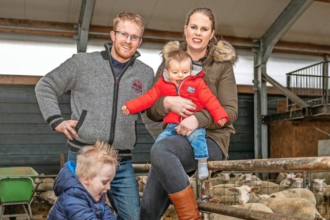 Ex-deelnemers Jan en Rianne uit 'Boer zoekt Vrouw' geven Texel op voor Denemarken