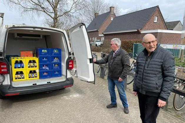 Volleybalclub Meijel doneert etenswaren sportkantine aan voedselbank Peel en Maas