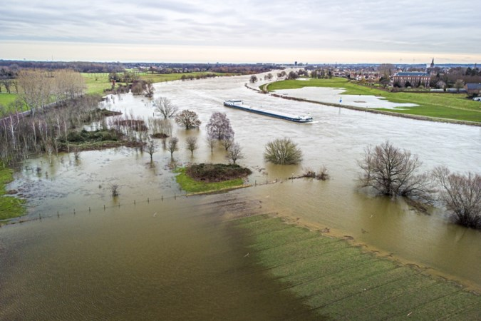 De Maaswerken zijn klaar, maar hoogwaterbeveiliging blijft een punt van zorg: 'Uiteindelijk is de Maas de sterkste'