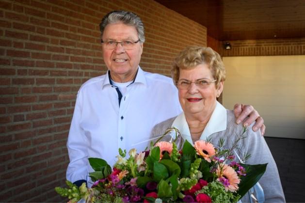 Burgemeester Kerkrade feliciteert diamanten huwelijkspaar