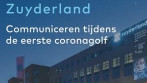 Zuyderland komt met interactief e-book over communiceren tijdens eerste coronagolf