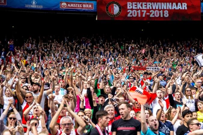 Definitief geen publiek bij bekerfinale tussen Ajax en Vitesse