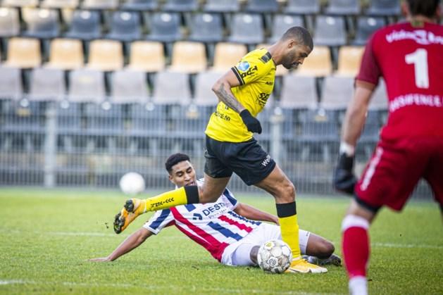 Willem II gaat door met middenvelder Saddiki