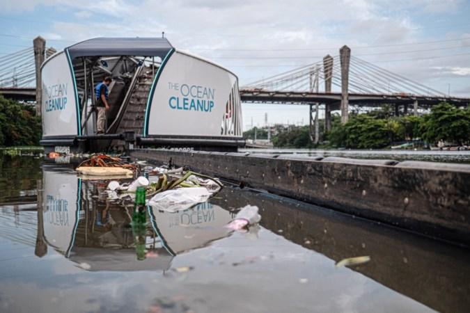 Coldplay sponsort vijfde plasticvanger voor rivieren die deels in Nederweert gebouwd wordt