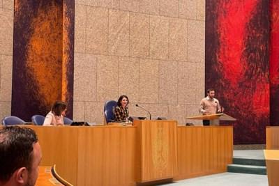 Door de 'wasstraat' naar de Tweede Kamer: Silvio Erkens uit Kerkrade en andere nieuwkomers klaargestoomd voor Binnenhof