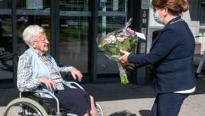 Oudste inwoner van Limburg (107) viert haar verjaardag