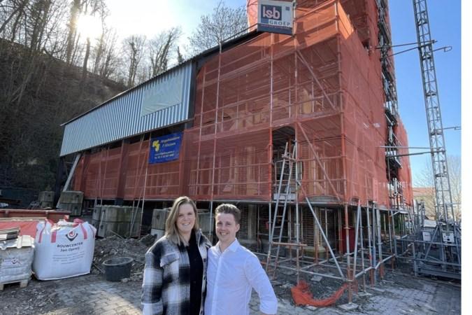 Nieuw restaurant in afgebrand kerkje in Valkenburg