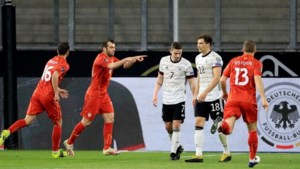 Duitsland zet zichzelf voor schut tegen Oranje-opponent Noord-Macedonië