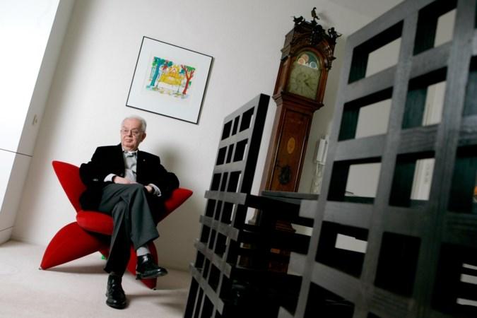 Piet Mertens (88) uit Hoensbroek overleden: architect herstelde tal van kerkgebouwen en kastelen