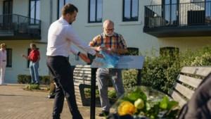 Het Achterhuis van Beek: Frans Kanarek heeft blijvend gedenkteken op steenworp van zijn onderduikadres