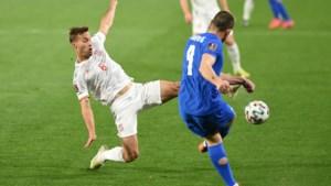 Grieken stunten tegen Spanje (1-1); VVV-spits Giakoumakis invaller