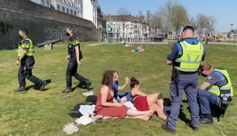 Video: Limburg geniet volop van prachtige zomerachtige dag, tientallen mensen beboet