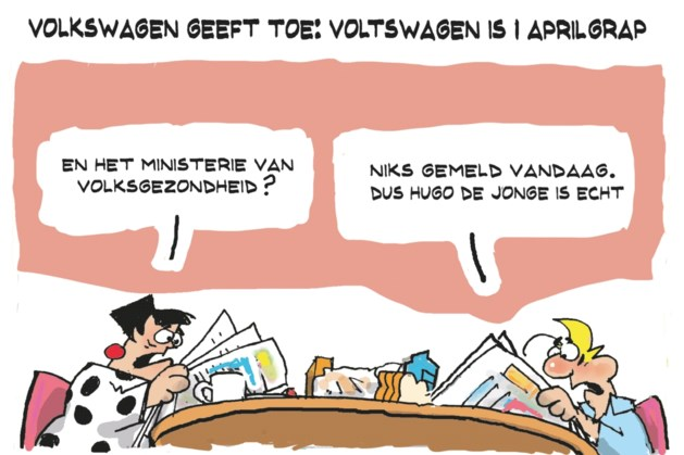 Toos & Henk - 1 april 2021