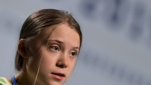 Klimaatactiviste Greta Thunberg teleurgesteld in Frans Timmermans