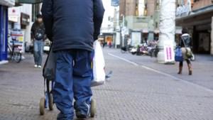 Na jarenlange stijging zijn minder mensen dakloos