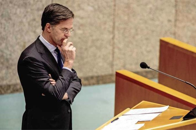 'Demissionair premier of niet: Kamer kan Rutte wegsturen'