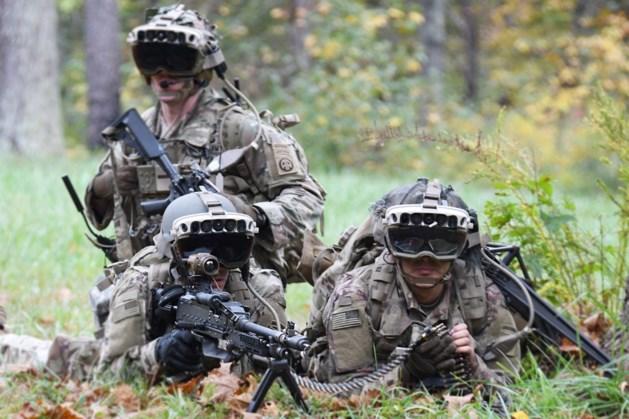 Microsoft haalt miljardencontract Amerikaans leger binnen
