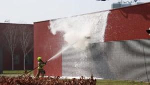 Brand in bijgebouw van VieCuri-ziekenhuis