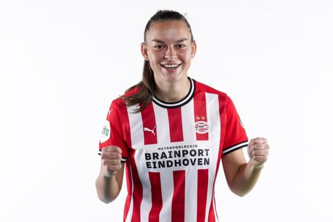 PSV-aanvalster Romée Leuchter uit Schinveld gaat met PSV voor de landstitel