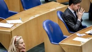 Coalitiepartijen D66 en CDA delen harde tik uit aan Rutte