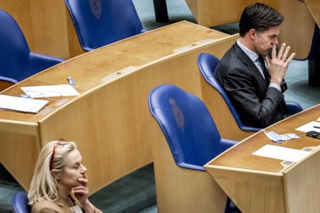 Kaag (D66) en Hoekstra (CDA) keuren handelswijze Rutte af