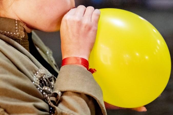 Lachgasverbod uitgesteld omdat handhaving te veel kost