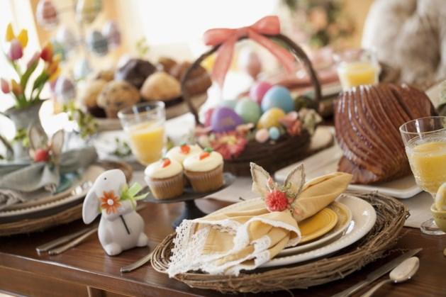 Brunch- en ontbijtboxen erg populair met Pasen, nog meer dan dinerboxen