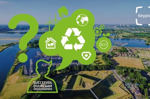 Heb jij vragen over duurzaam ondernemen? Keyport helpt je verder!
