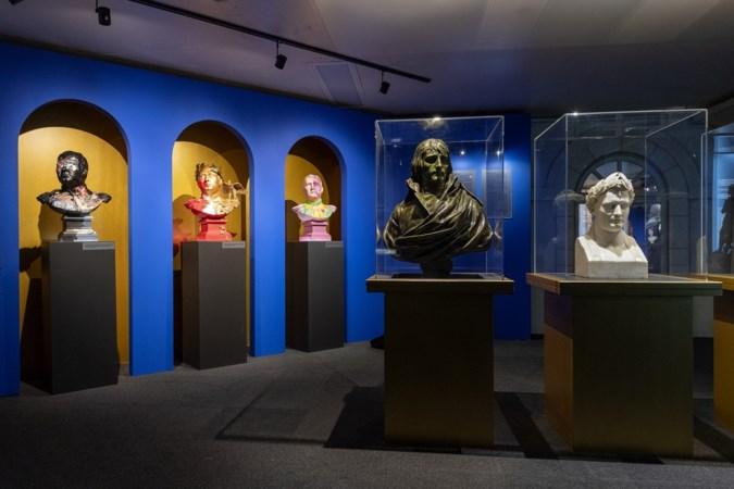 De vele gezichten van Napoléon Bonaparte, expositie in treinstation Luik