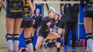 Geen entourage, wel strijd in Limburgse volleybalderby