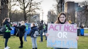 Meerdere aanhoudingen bij actie Extinction Rebellion in Eindhoven