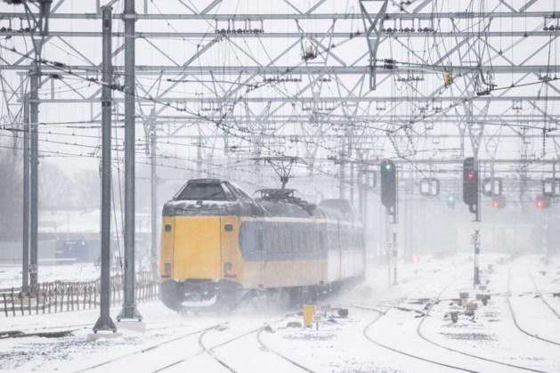 Winters weer op tweede paasdag, woensdag mogelijk wit door sneeuw