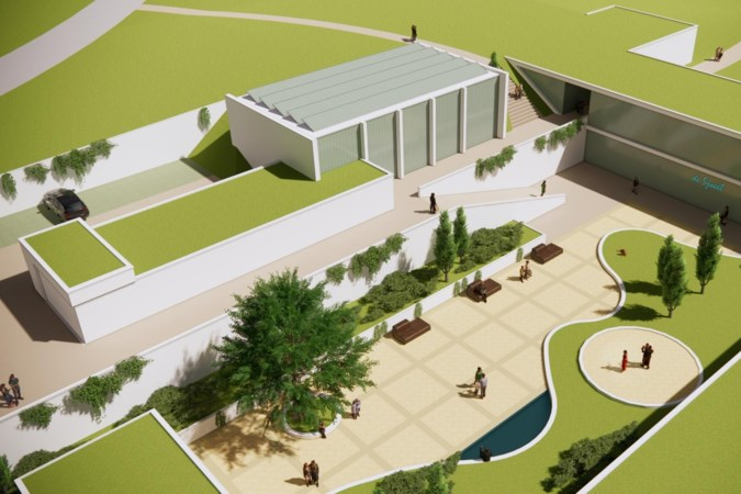 Gemeente zet vaart achter plannen voor voormalig lts-gebouw in Nijswiller